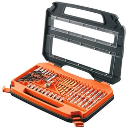 BLACK+DECKER - FR 35 Piece Drilling and screwdriving set - A7152
