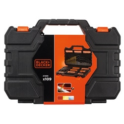 BLACK+DECKER - Mixed Drilling and Screwdriving Set - A7200