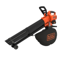 Black and Decker - 36V Cordless 25Ah 3In1 Blowervac - BCBLV3625L1