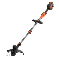 Black and Decker - 36V25Ah POWERCOMMAND 33cm AkkuRasentrimmer - BCSTE636L1