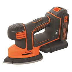 Black and Decker - 18V AkkuDreieckschleifer Mouse - BDCDS18