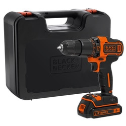 Black and Decker - 18V 2G Hammer  400mA charger  1 batt - BDCHD18K