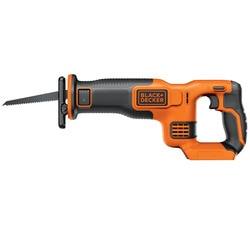 Black and Decker - Sega universale 18V Litio unit senza batteria e senza caricabatterie - BDCR18N
