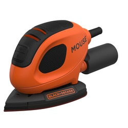 Black and Decker - 55W Dreieckschleifer Mouse - BDM55