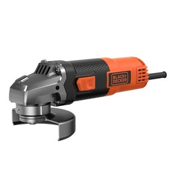 BLACK+DECKER - 900W 125mm Small Angle Grinder - BEG220