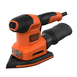 Black and Decker - Multilevigatrice 200W 4 in 1 - BEW200K