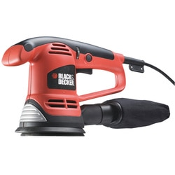 Black and Decker - Levigatrice rotoorbitale 480W - KA191EK
