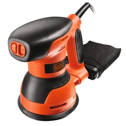 Black and Decker - Levigatrice rotoorbitale 260W - KA198