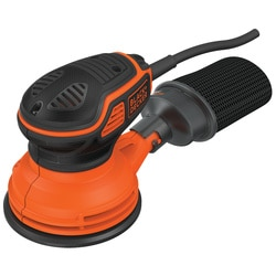 Black and Decker - Levigatrice rotoorbitale 240W - KA199