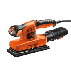 Black and Decker - 240W KompaktSchleifer mit Elektronik - KA320EKA