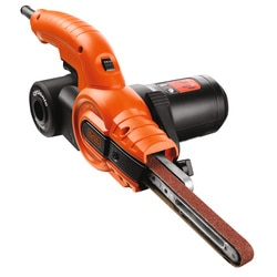 Black and Decker - Powerfeile mit CyclonicActionStaubabsaugung - KA900E