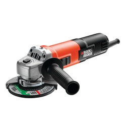 Black and Decker - Smerigliatrice angolare 750W  115mm - KG750