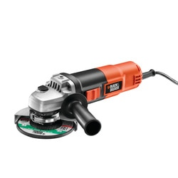 Black and Decker - Smerigliatrice angolare 900W  125mm in valigetta - KG902K