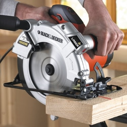 Black and Decker - IT 190mm circ saw 1500w  laserkitbox - KS1500LK