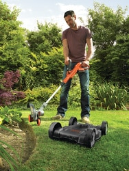BLACK+DECKER - FR 18V LiOn 3IN1 Strimmer - STC1820CM