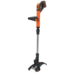 Black and Decker - 18V40Ah POWERCOMMAND Easy Feed 30cm AkkuRasentrimmer - STC1840EPC