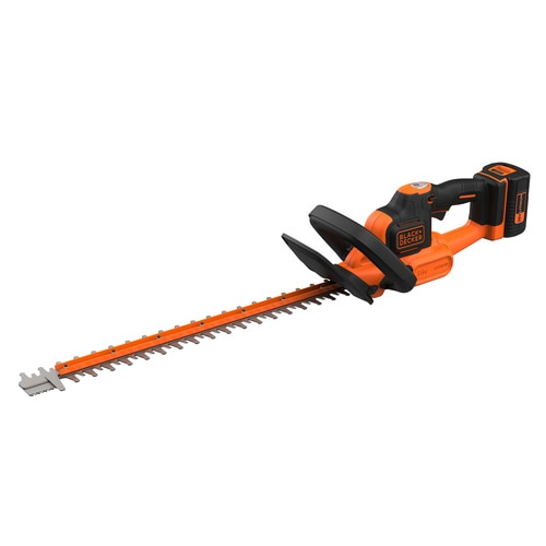 Black and Decker - 36V25Ah POWERCOMMAND 55cm AkkuHeckenschere mit SAWBLADE - BCHTS3625L1