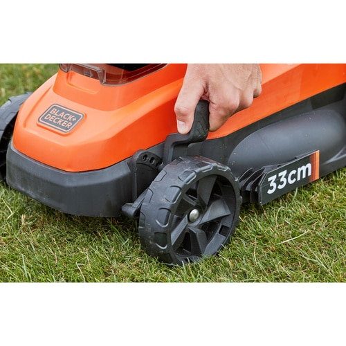 Black And Decker - 36V25Ah 33CM AkkuRasenmher - BCMW3336L1