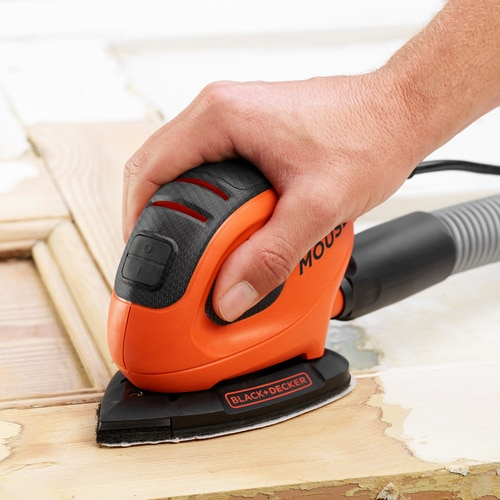 Black and Decker - 55W Dreieckschleifer Mouse - BEW230