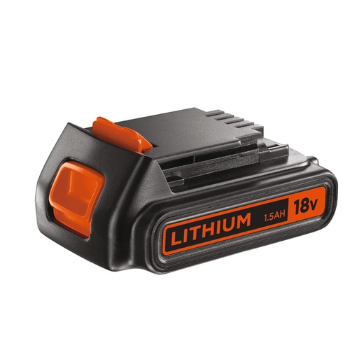 Black and Decker - 18 V  15 Ah LithiumIonen Akku F5 - BL1518