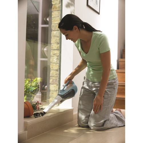 Black and Decker - DE 72V Dustbuster with Cyclonic Action - DV7210ECN