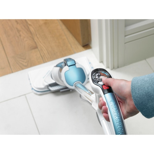 Black and Decker - 1600W Steam Mop Deluxe - FSM1630