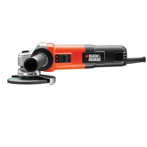Black and Decker - 750W 115mm EinhandWinkelschleifer - KG750