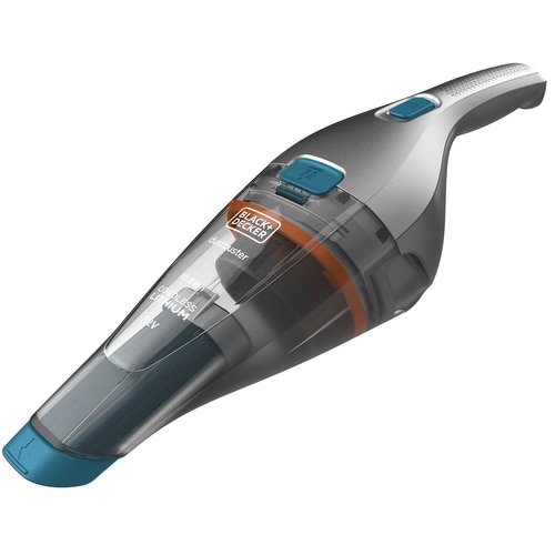 Black and Decker - 72V 108Wh Lithium Dustbuster mit Zubehr - NVC215WA