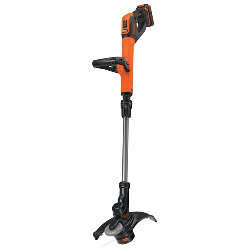 Black and Decker - 18V 28cm AFS AkkuRasentrimmer - STC1820PC