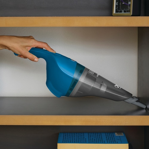 Black and Decker - 108Wh NassTrocken Dustbuster Lithium mit Zubehr - WDB215WA