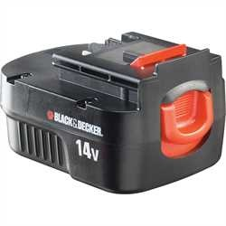 Black and Decker - DE BATTERIES IN BLISTER 144V FOR F2 AS ACCESSORY - A14