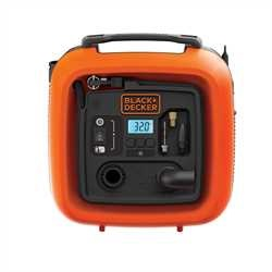 Black and Decker - 11 bar Kompressor - ASI400