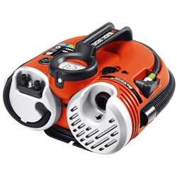 Black and Decker - 160 PSI 12V AkkuKompressor - ASI500