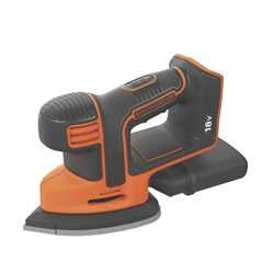 Black and Decker - 18V AkkuDreieckschleifer Mouse - BDCDS18N