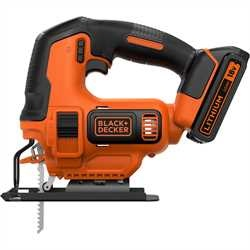 Black And Decker - 18V PendelhubStichsge - BDCJS18