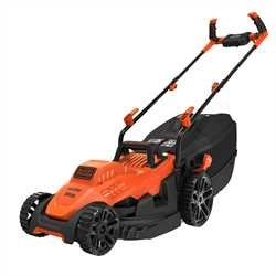 Black and Decker - ElektroRasenmher 34 cm  1400 W - BEMW461BH