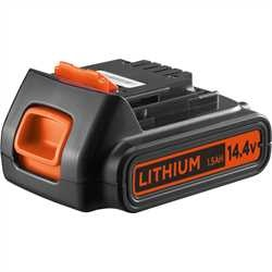 Black And Decker - 144 V  15 Ah LiIon Akku - BL1514