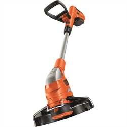 Black and Decker - 18V LithiumIonen AkkuRasentrimmer OHNE Akku und Ladegert - GLC1825LB