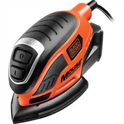 Black and Decker - Compact MouseSchleifer - KA1000
