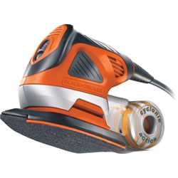 Black and Decker - DE MULTISANDER - KA272