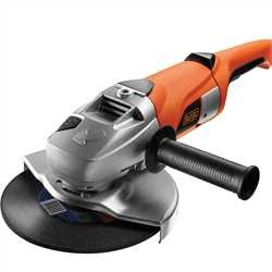 Black and Decker - Smerigliatrice angolare 2000W  230mm in valigetta - KG2000K