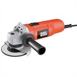 Black and Decker - Smerigliatrice angolare 701W  125mm - KG725