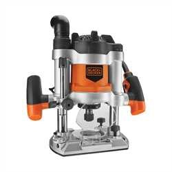 Black and Decker - 1600W Oberfrse - KW1600EKA