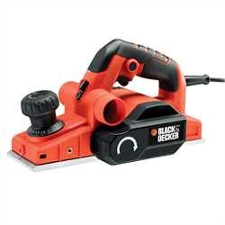 Black and Decker - 750W Hobel - KW750K