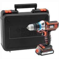 Black and Decker - 18V LiIonen AkkuMultifunktionswerkzeug Multievo - MT18K
