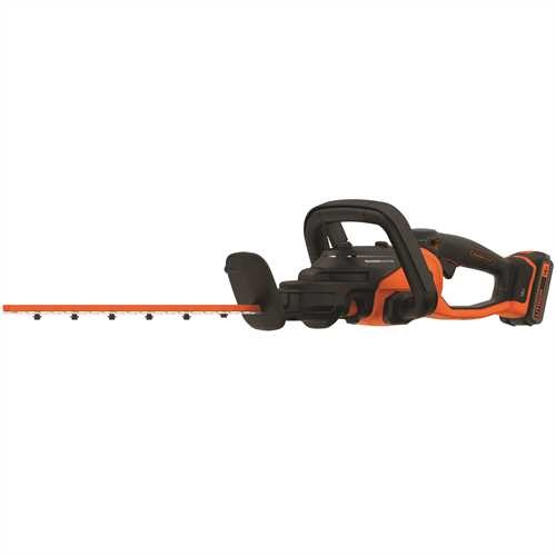 Black and Decker - 18V 4in1 HeckenscherenKettensgenSet SEASONMASTER - BCASK861D