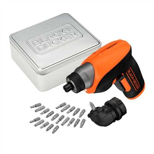 Black and Decker - 36 Volt AkkuSchrauber - BDAS36V
