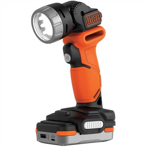 Black and Decker - 12V AkkuLampe - BDCCF12N