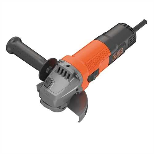 Black and Decker - 750W 115mm Winkelschleifer - BEG110