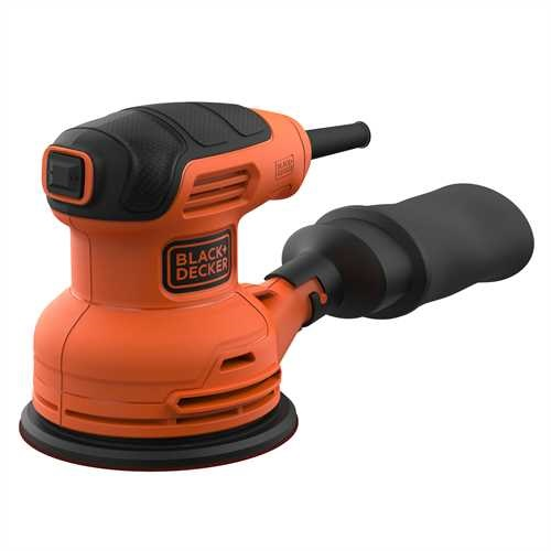 Black and Decker - 230W Exzenterschleifer - BEW210
